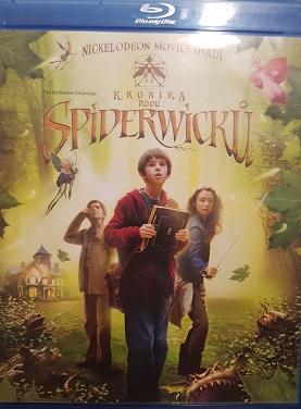 kronika rodu Spiderwicků (Blu-ray)