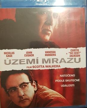 Území mrazu(Blu-ray)