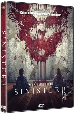 Sinister 2 - DVD plast