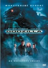 Godzilla - DVD plast