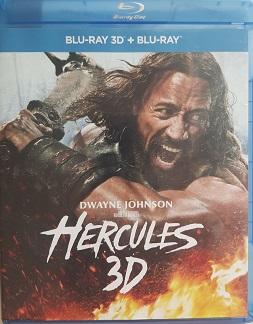 Hercules 3D+BD(Blu-ray)