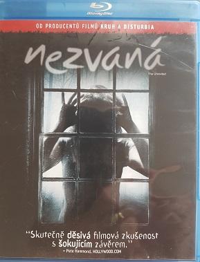 Nezvaná(Blu-ray)