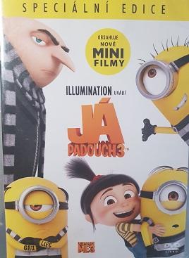 Já Padouch 3-speciální edice DVD