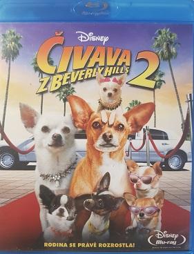 Čivava z Beverly Hills 2(Blu-ray)