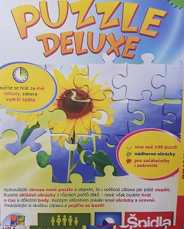 PC hra Puzzle deluxe