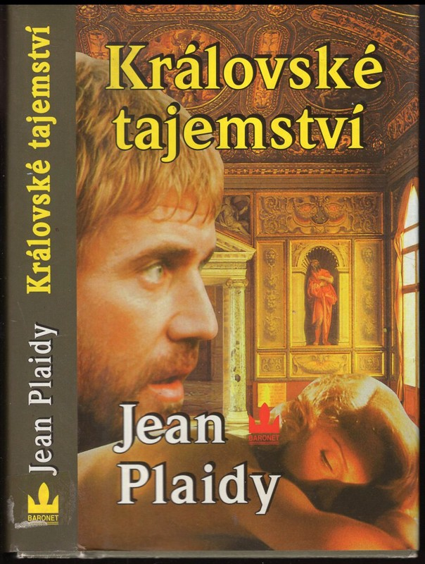 Královské tajemství - Jean Plaidy