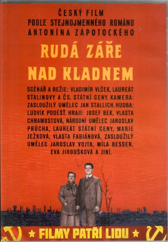 Rudá záře nad Kladnem ( plast ) DVD