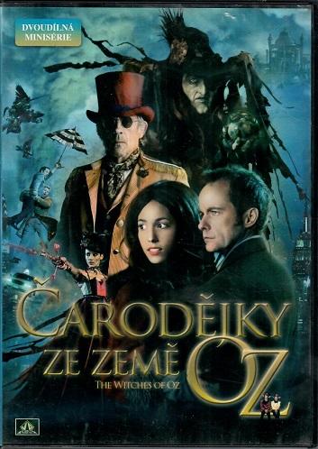 Čarodějky ze země OZ - DVD plast