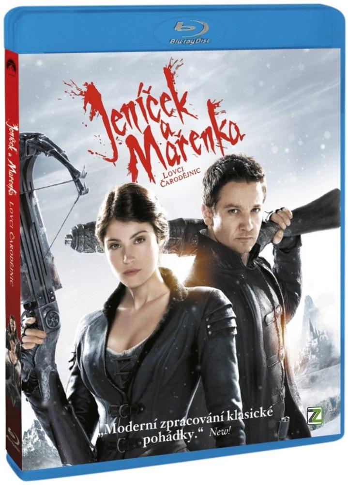 Jeníček a Mařenka: Lovci čarodějnic (Blu-ray)