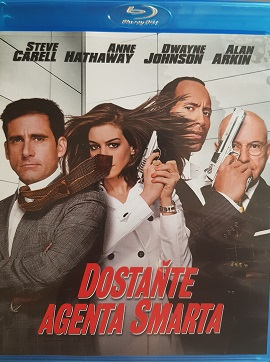 Dostaňte Agenta Smarta(Blu-ray)