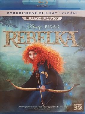 Rebelka (2Blu-ray 3D+2D)