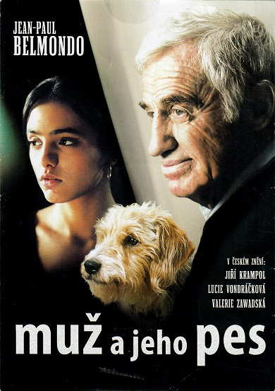 Muž a jeho pes ( pošetka ) DVD