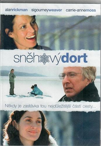 Sněhový dort ( plast ) DVD