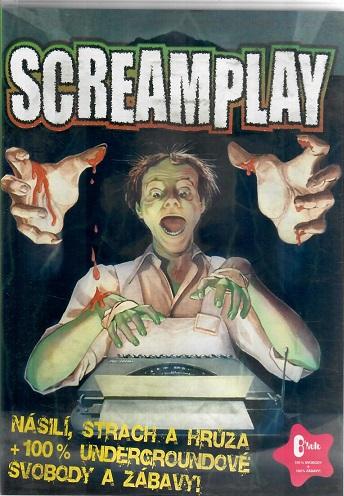 Screamplay ( originální znění, titulky CZ ) plast DVD