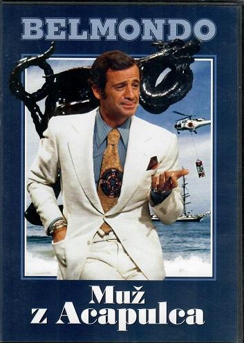 Muž z Acapulca ( plast ) DVD