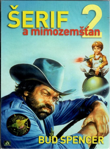 Šerif a mimozemšťan 2 ( digipack ) DVD