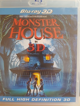 Monster House in 3D(Blu-ray) v původním znění AJ