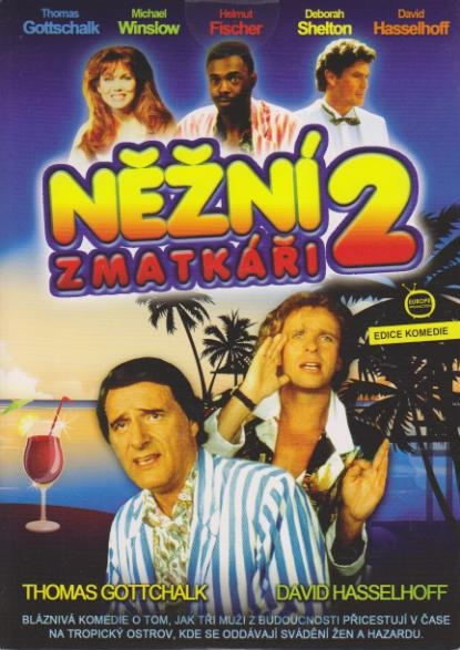 Něžní zmatkáři 2 - DVD