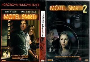 Kolekce Motel smrti 2x DVD