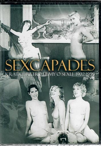 Sexcapades ( originální znění, titulky CZ ) plast DVD