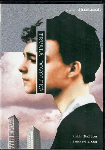Trvalá dovolená ( originální znění, titulky CZ ) plast DVD