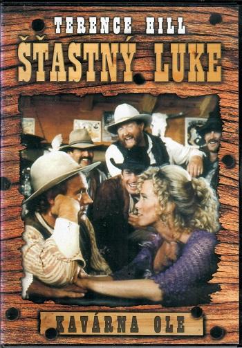 Lucky Luke: Kavárna Ole ( plast ) DVD