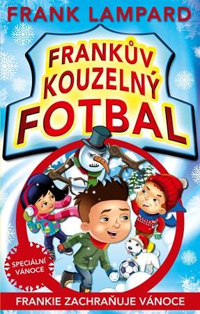 Frankův kouzelný fotbal - Frankie zachraňuje vánoce - Frank Lampard