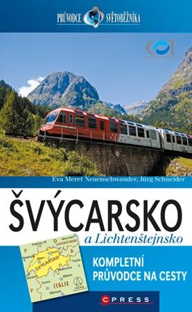 Švýcarsko a Lichtenštejnsko - Eva Meret Neuenschwander