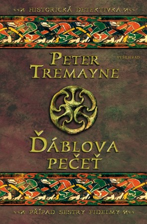 Ďáblova pečeť - Peter Tremayne