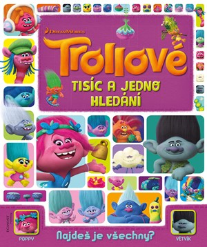 Trollové - tisíc a jedno hledání