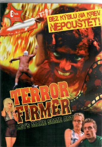 Terror Firmer ( originální znění, titulky CZ ) plast DVD