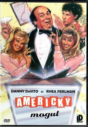 Americký mogul ( plast ) DVD
