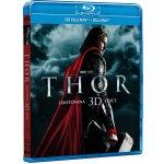 Thor 3D-limitovaná edice /Blu-ray/2D+3D