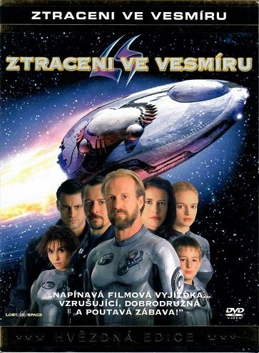 Ztraceni ve vesmíru ( digipack ) - DVD