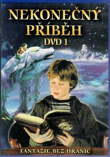 Nekonečný příběh DVD 1 ( plast )