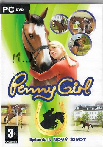 Penny Girl ( bazarové zboží ) PC hra