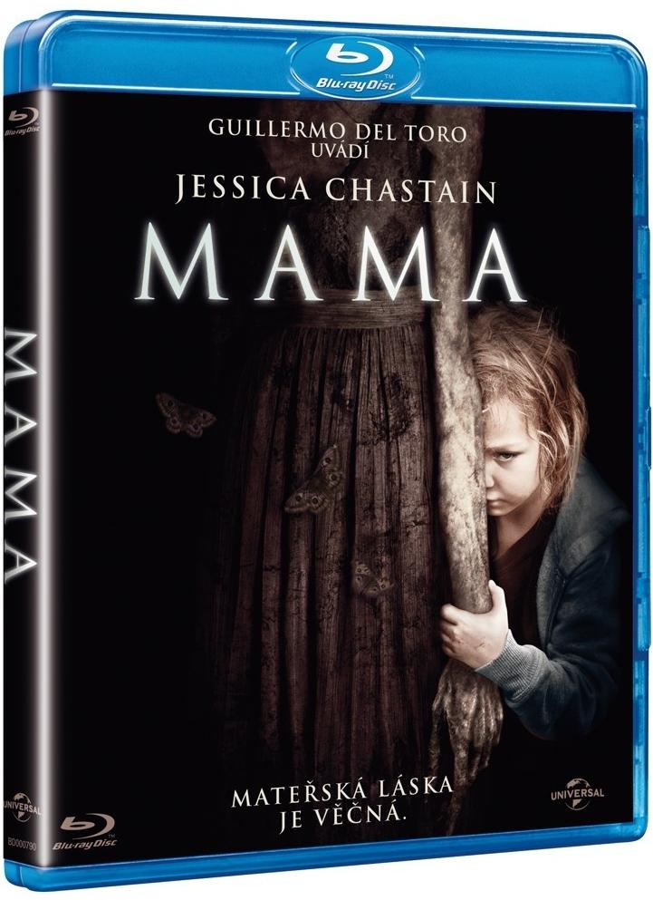 Mama/Blu-ray/