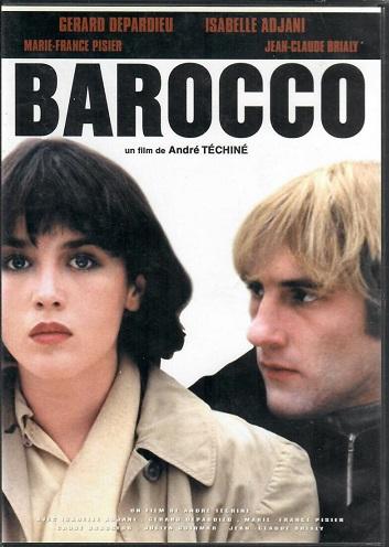 Barocco ( originální znění, titulky EN ) plast DVD