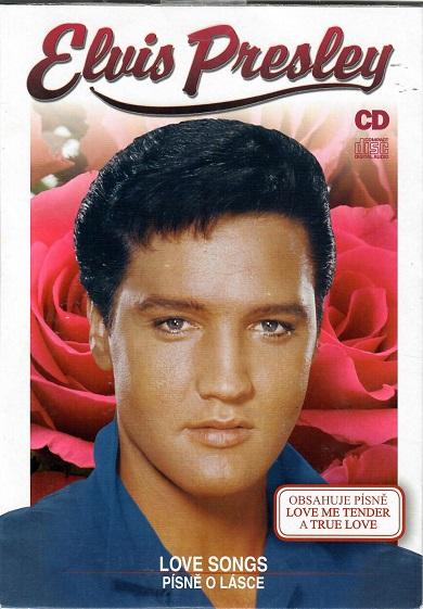 Elvis Presley - Love songs ( pošetka ) DVD