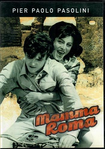 Mamma Roma ( originální znění, titulky CZ ) plast DVD