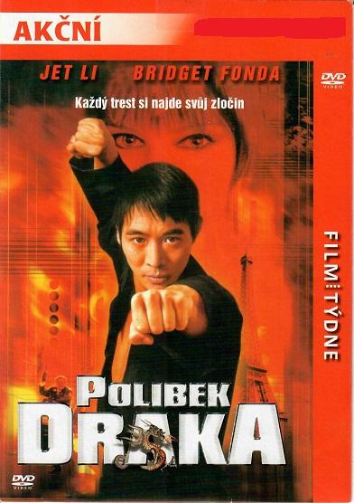 Polibek draka ( pošetka ) DVD