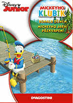 Mickeyho klubík Donald džinem - DVD plast