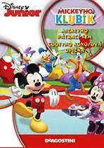Mickeyho klubík Pátrací tým - DVD plast