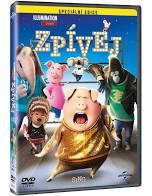 Zpívej -DVD plast