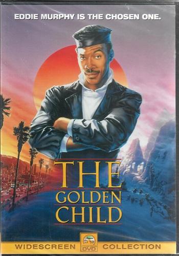 The Golden Child / Zlaté dítě ( originální znění, titulky CZ ) plast DVD