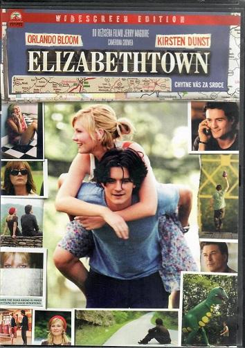 Elizabethtown ( originální znění, titulky CZ ) plast DVD