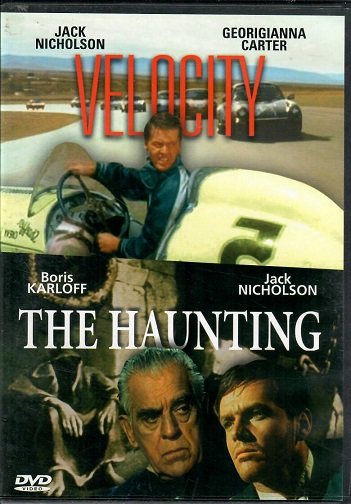 Velocity / The haunting ( slim ) DVD