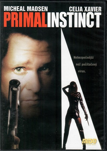 Primal instinct ( slim ) DVD