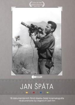 Jan Špáta: 18 dokumentárních filmů, 4 DVD