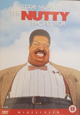 The Nutty Professor/zamilovaný profesor/ v původním znění-DVD plast